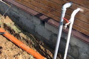 Сварка полипропиленовых труб для дачного водопровода