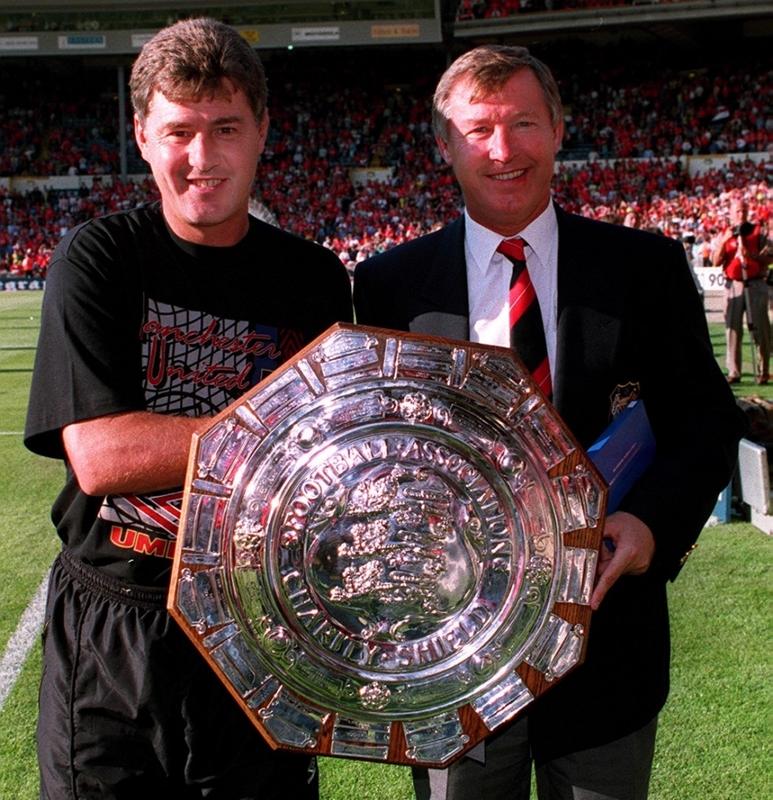 033 Алекс Фергюсон: Самый титулованный тренер Манчестер Юнайтед