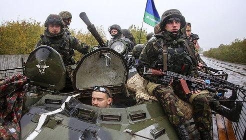 Донецк, Луганск, Мариуполь: …