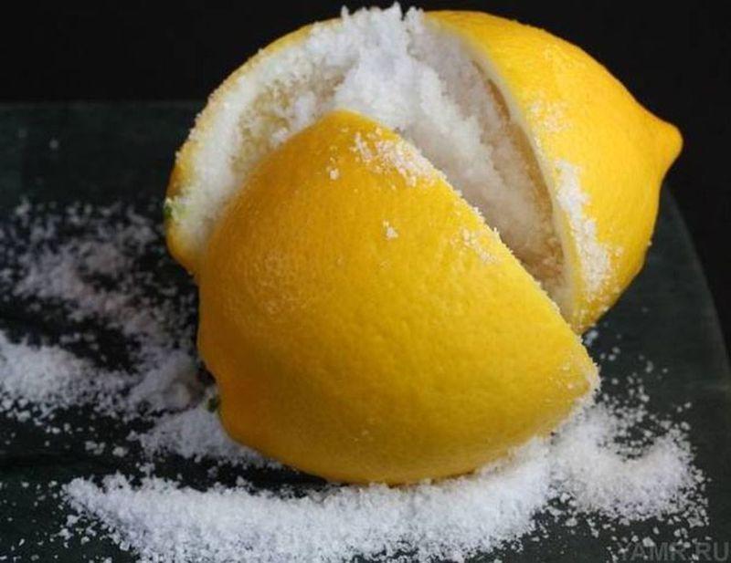 Полезные советы - лимон