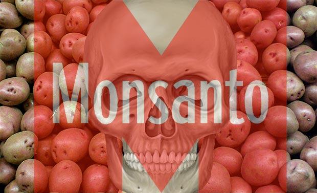 Мир согласно США. Еда от Monsanto