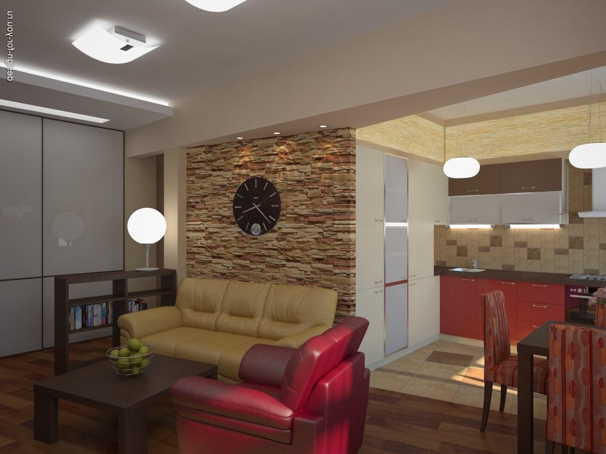 Кухня гостиная дизайн, фото готовых решений и советы дизайн .