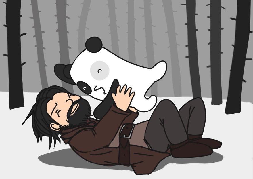 Leonardo DiCaprio Finally Wins An Oscar, Congrats From Bored Panda!