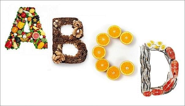 Витамины, минералы, микроэлементы и наше здоровье