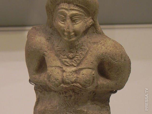 Интимная жизнь в Древнем Вавилоне