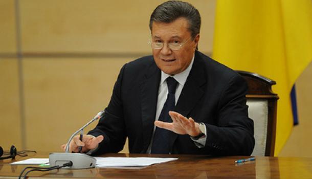 Бывший охранник Януковича ра…