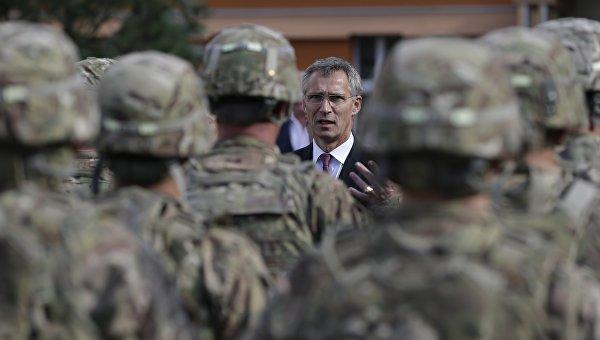 НАТО обвинило Россию в планировании ядерного удара по Швеции