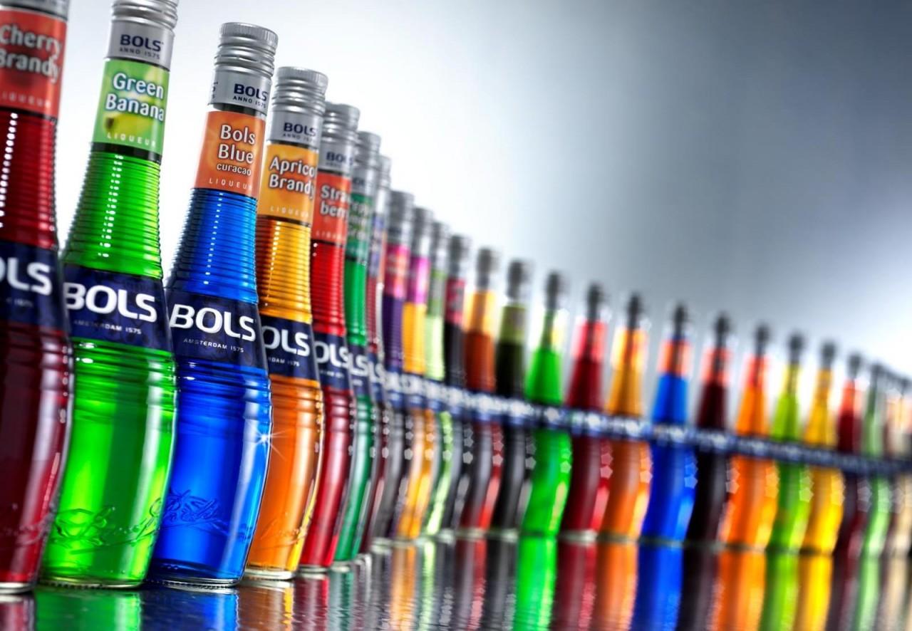 Спиртные напитки. Ликер Bols (Болс)