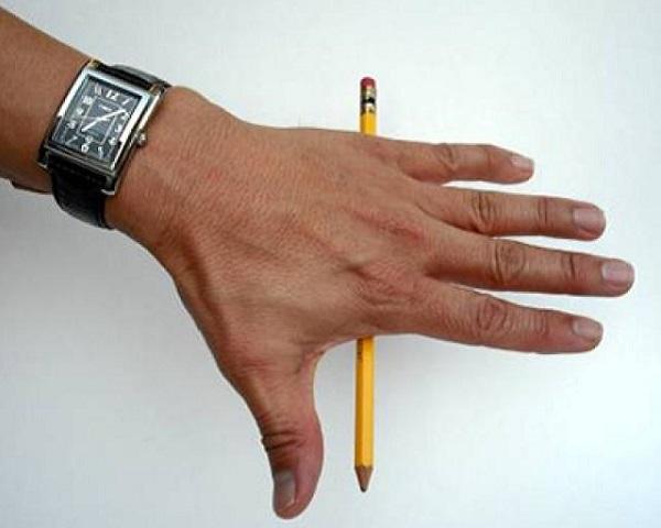 Как сделать фокус с карандашом