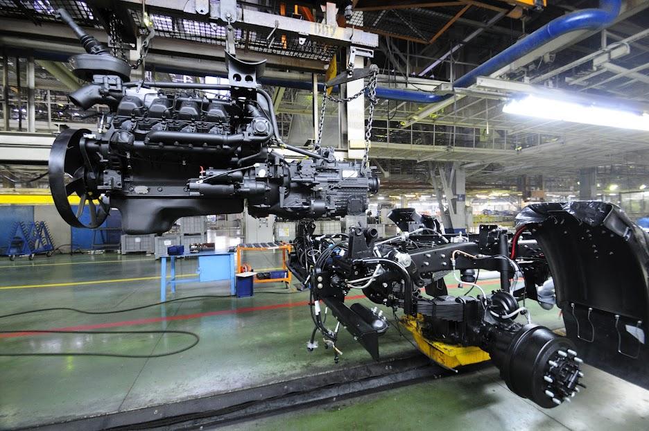 DSC4799 КамАЗ выпустил 2 000 000 й грузовик
