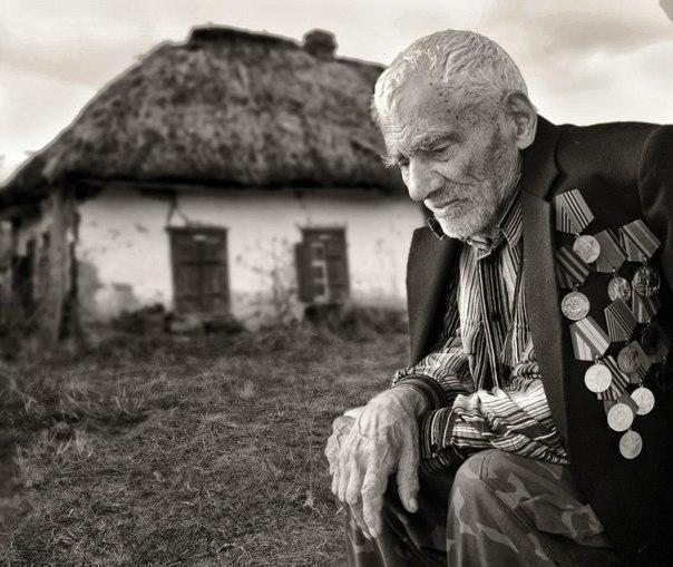 Дед Вася - орденоносец, который не воевал...