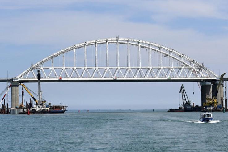 Железнодорожную часть Крымск…