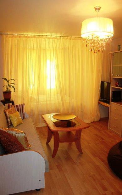 Гостиная: 2-в-1. Зал и спальня