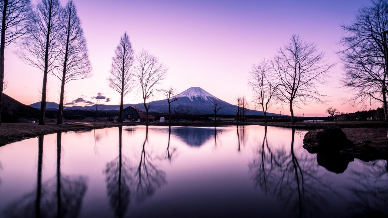Фотография Beautiful Mt.Fuji автор Hidenobu Suzuki на 500px
