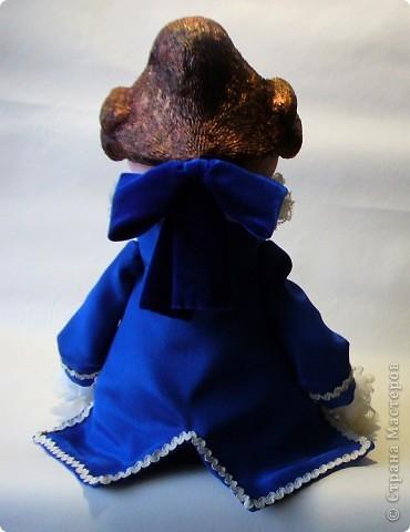 Куклы Папье-маше мусье Бэзэ Эклер Ткань фото 7
