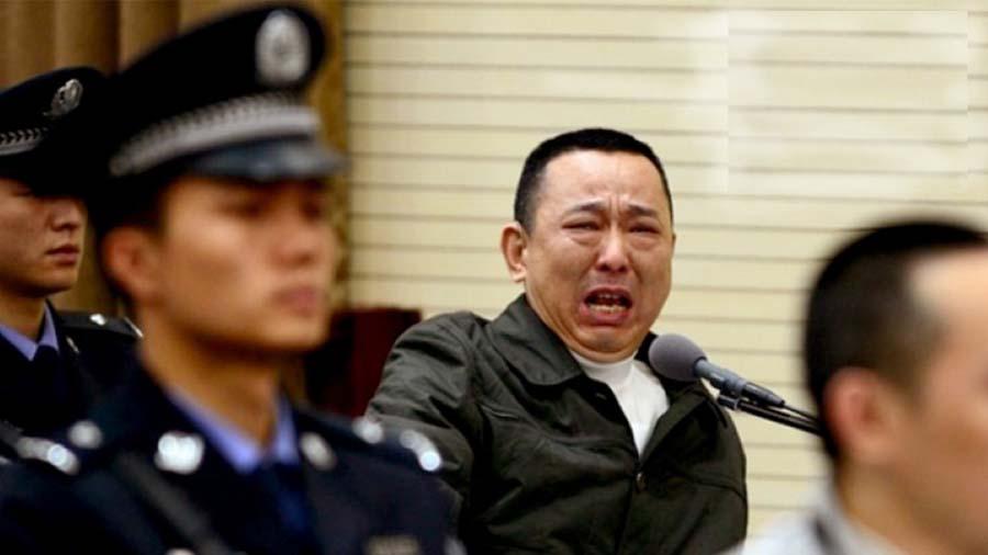 В Китае казнен один из богатейших жителей страны