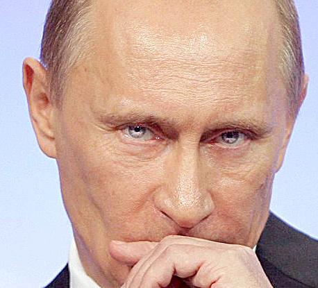 Иностранные журналисты выяснили, что Путин бессмертный и путешествует во времени
