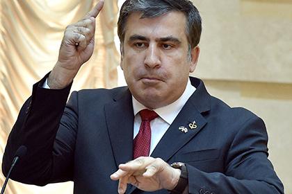 Саакашвили подал в антикоррупционное бюро Украины заявление на самого себя