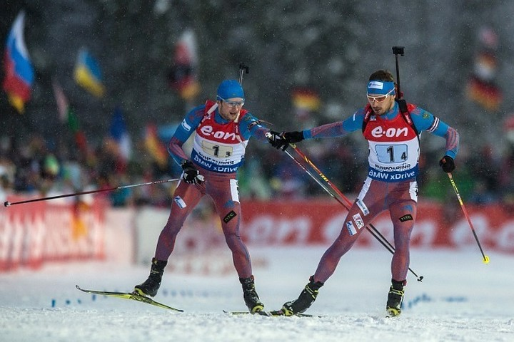 Российских биатлонистов в Австрии обвинили в нарушении антидопинговых правил