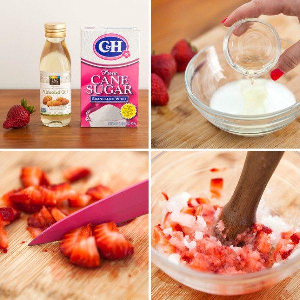 Домашняя косметика рецепты из самых простых продуктов