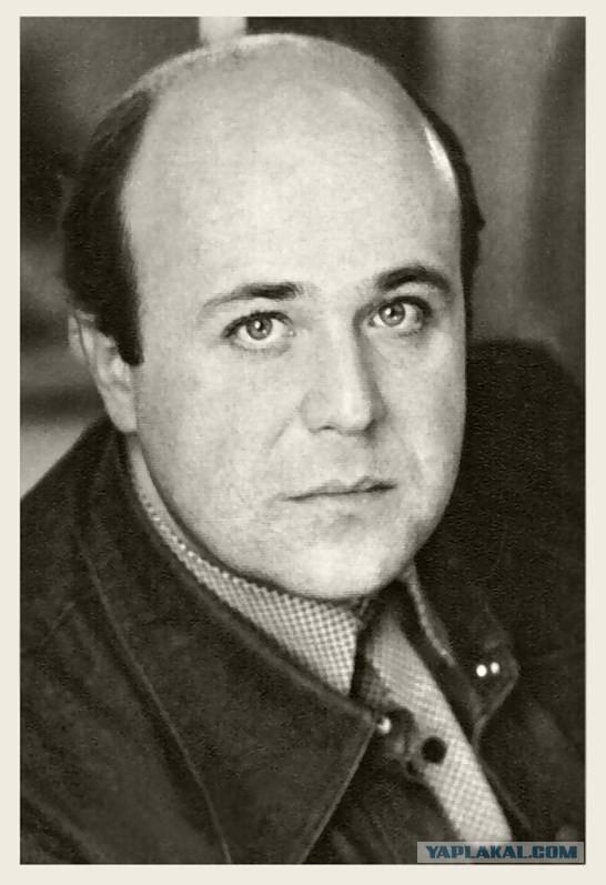 Калягин Александр Александрович актёр, народный артист РСФСР