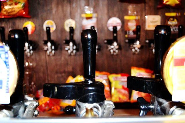 франшиза магазина пива на розлив от производителя