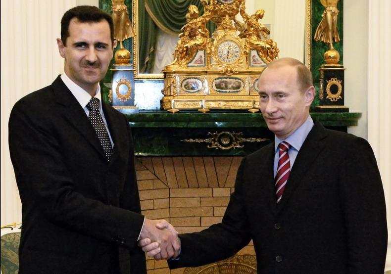Если в Сирии наступит мир, виноват будет Путин