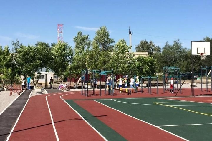 В Озинках открылся спортивный комплекс