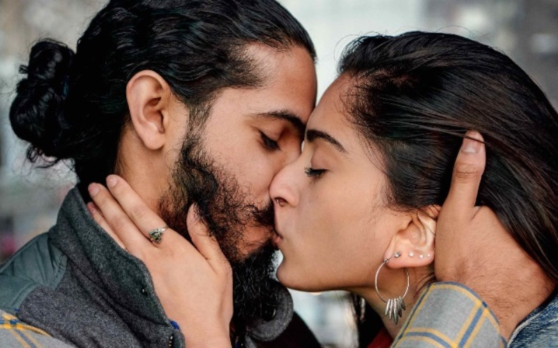 24 поцелуя за 24 часа: головокружительный проект фотографа из Нью-Йорка