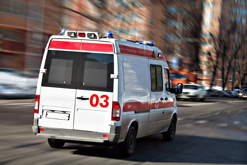 Стало известно состояние раненых при взрыве возле ТЦ силовиков