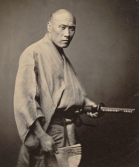 Самурай, 1866 год