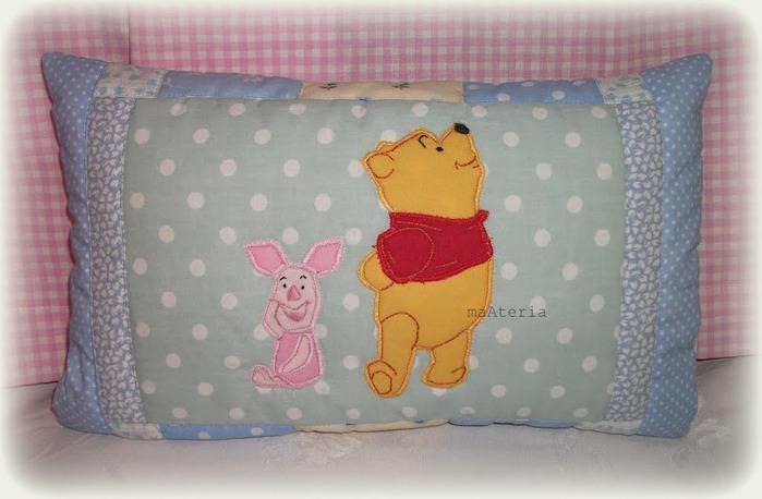 Лоскутное шитье. Детские подушки (16) (700x458, 71Kb)