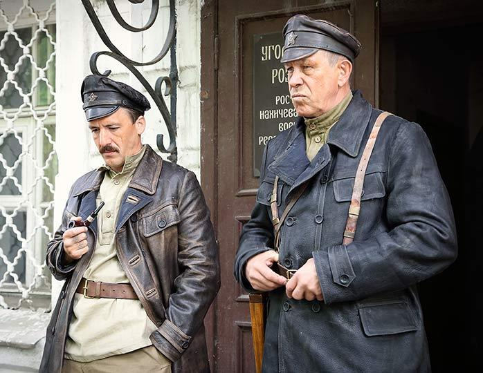 Сериал «Ростов»: как проходи…