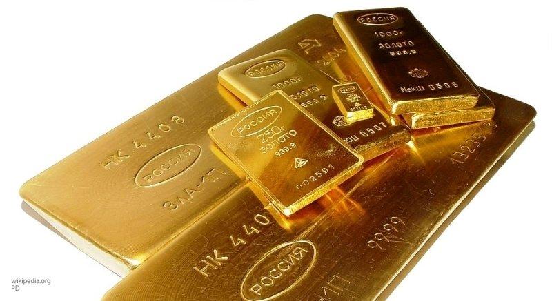 Русские покупают золото, что…