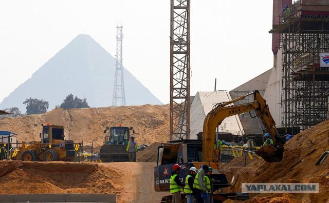 Силуанов предложил профинансировать АЭС в Египте за счет ФНБ