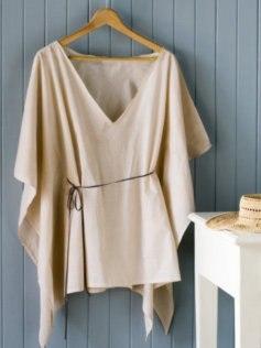 Простые выкройки стильной одежды