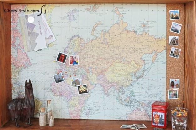 17 18 способов хранения сувениров из ваших путешествий и поездок