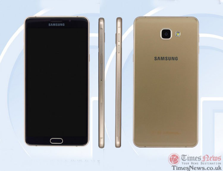 Samsung Galaxy A9 оснащен 6-дюймовым экраном и 3 Гбайт оперативной памяти
