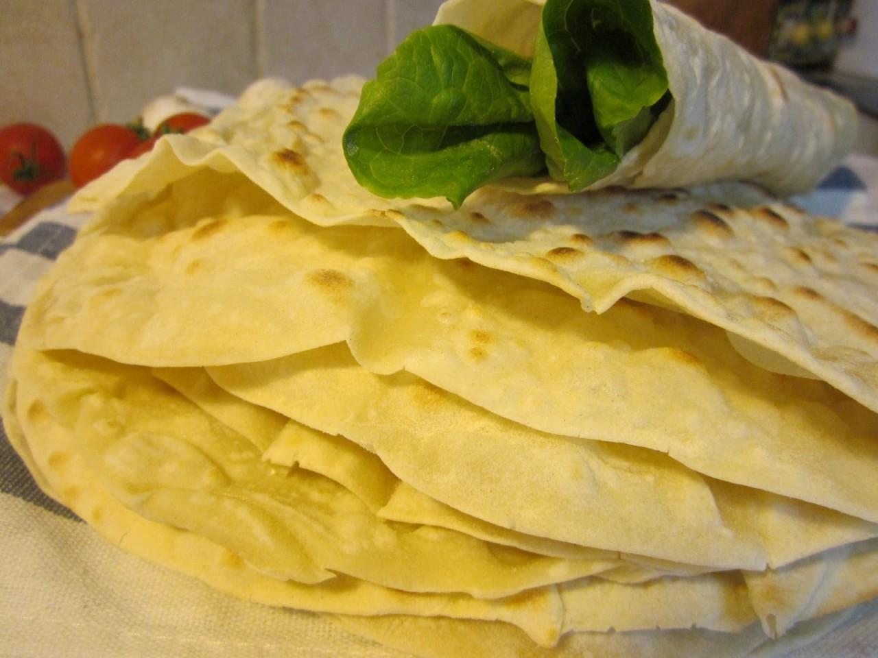 Как приготовить армянский лаваш своими руками