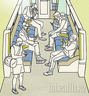Фото 1 - 5 правил безопасного использования смартфона в транспорте