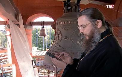 В одном из храмов в Москве п…