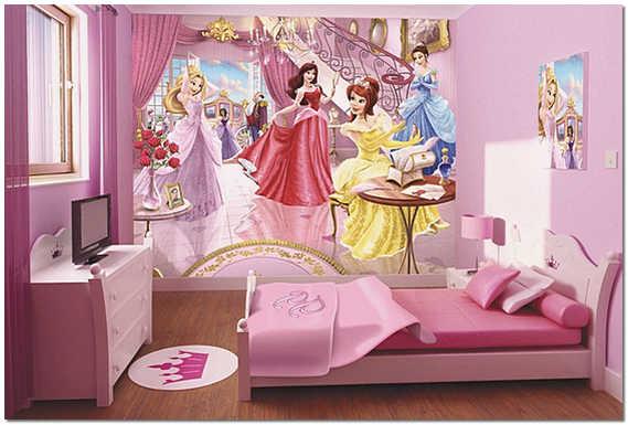 Детская комната для девочек. Мебель для девочек. Дизайн комнаты для девочки, фото