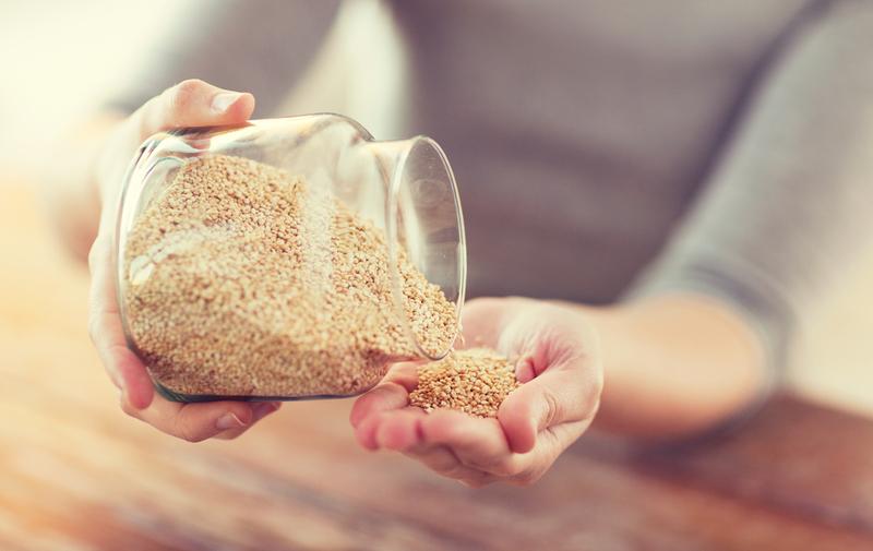 Киноа - крупа на все случаи жизни, в списке самых полезных продуктов в мире!
