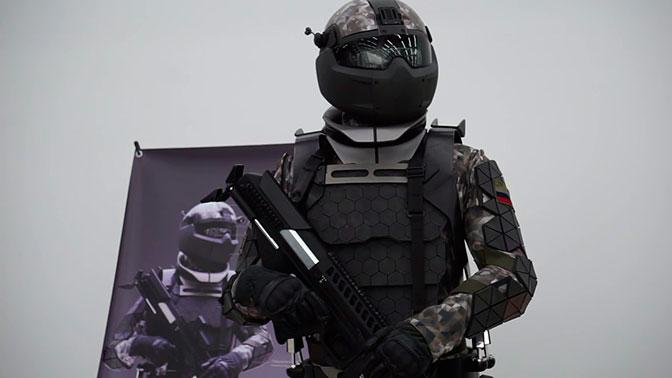 Боевые экзоскелеты в действии: когда российские военные получат экипировку будущего