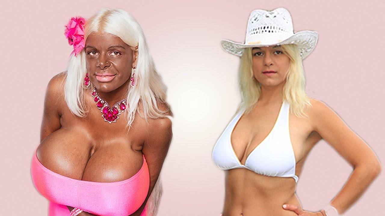 Жительница Германии решила стать афроамериканкой. Вот как она выглядит теперь!