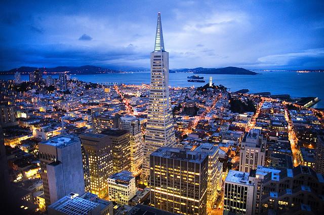 Завораживающе красивые достопримечательности Сан-Франциско