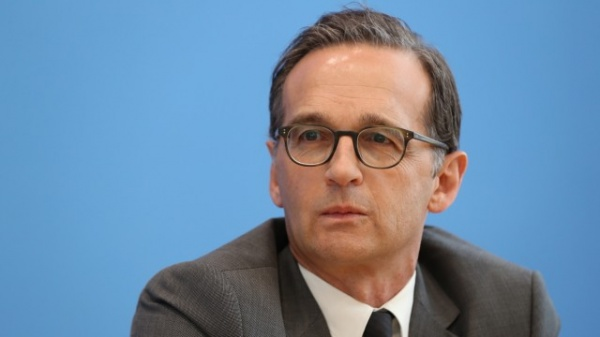 Глава МИД ФРГ: Берлин «открыт кдиалогу» сМосквой