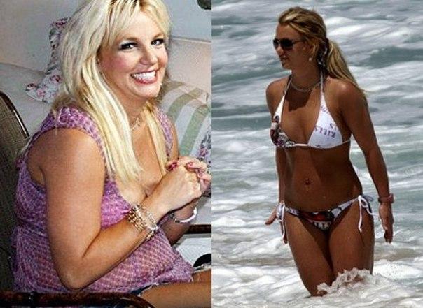 наталья толстая похудение