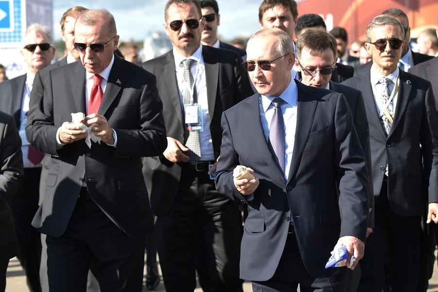 «Турецкий поток» для Европы …