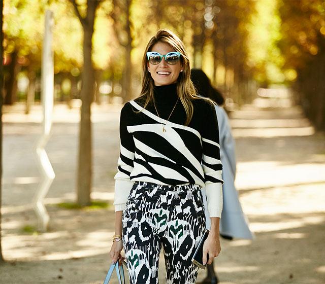 Неделя моды в Париже, весна-лето 2016: street style. Часть 1 (фото 12)